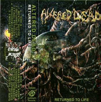 ALTERED DEAD - Returned To Life