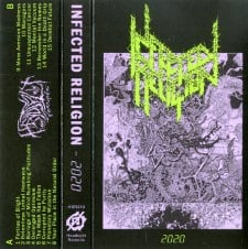 INFECTED RELIGION - 2020