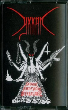 YXXAN - Satanic Fortification Overbalance