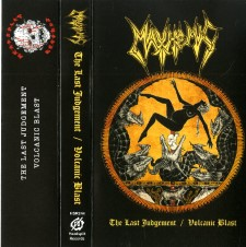 MAYHEMIC - The Last Judgement / Volcanic Blast