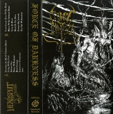 FORCE OF DARKNESS - Force Of Darkness