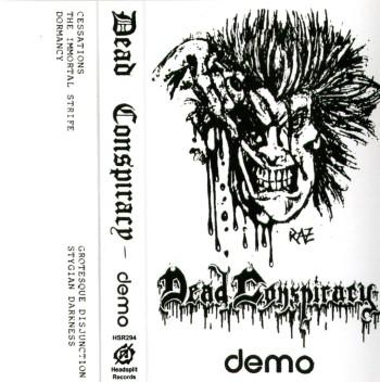 DEAD CONSPIRACY - Demo 1987