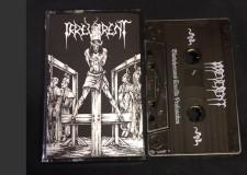 IRREVERENT - Blasphemous Crucifix Profanation