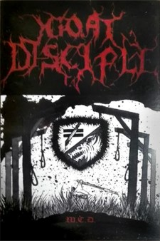 GOAT DISCIPLE - Wolf Cult Domination