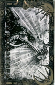CODEX DAEMONICUM - Doctrines Of The Fallen (Black Shell)