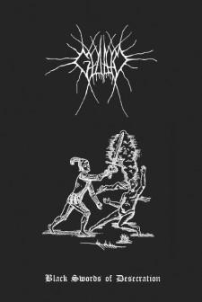 OBSCURE EVIL / GLOAM - Split (Black Cover)