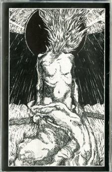 MALUM / INSANE VESPER - Luciferian Dimensions (Blue Shell)