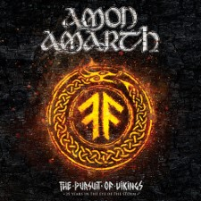 AMON AMARTH - The Pursuit Of Vikings 25 Years In The Eye Of The Storm