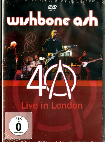 WISHBONE ASH - 40Th Anniversary Concert: Live In London (A5)