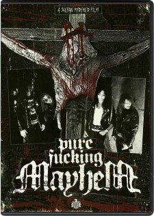 MAYHEM - Pure Fucking Mayhem