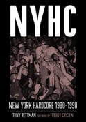 NYHC - New York Hardcore 1980-1990