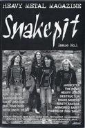 SNAKEPIT - Issue 1