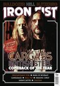 IRON FIST - Issue #8: Carcass, Denouncement Pyre, Demonic Christ