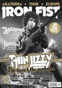 IRON FIST - Issue #14: Thin Lizzy, Whitesnake, Sextrash