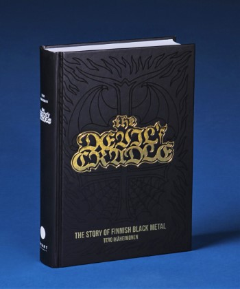THE DEVIL'S CRADLE - The Story Of Finnish Black Metal *Cover Damage*