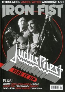 IRON FIST - Issue #21: Judas Priest, Venom, Desolation Angels