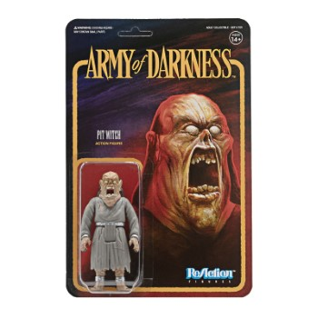 ARMY OF DARKNESS REACTION FIGURE - Pit Witch