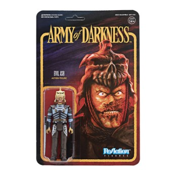 ARMY OF DARKNESS REACTION FIGURE - Evil Ash