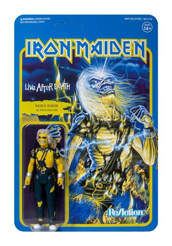 IRON MAIDEN - Reaction Figure: Live After Death