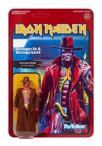 IRON MAIDEN - Reaction Figure: Stranger In A Strangeland