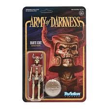ARMY OF DARKNESS REACTION FIGURE - Deadite Scout