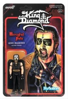 KING DIAMOND - Reaction Figure: First Tour