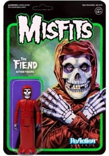 MISFITS - Reaction Figure: The Fiend (Crimson Red)