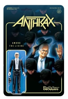 ANTHRAX - Among The Living (Preacher) Reaction Figure
