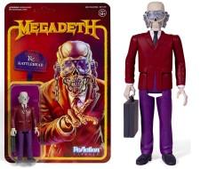 MEGADETH - Vic Rattlehead Reaction Figure