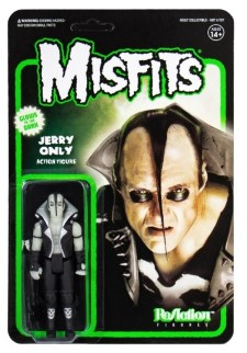 MISFITS - Jerry Only (Glow In The Dark)