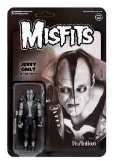 MISFITS - Jerry Only (Black Metal)