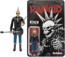 RANCID REACTION FIGURE - Punk Skeleton (Skeletim)