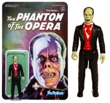 UNIVERSAL MONSTERS REACTION FIGURE - Lon Chaney As The Phantom Of The Opera