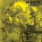 ATOMIC ROAR - Warfare Merchants