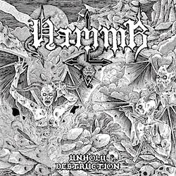 HAMMR - Unholy Destruction