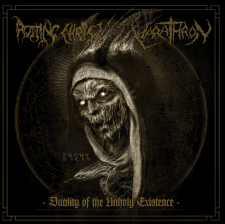 ROTTING CHRIST / VARATHRON - Duality Of The Unholy Existence