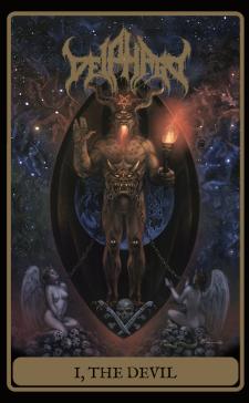 DEIPHAGO - I, Satan