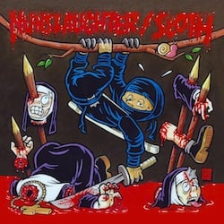 NUNSLAUGHTER / SLOTH - Split