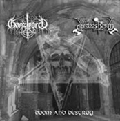 DODSFERD / GANZMORD - Doom And Destroy