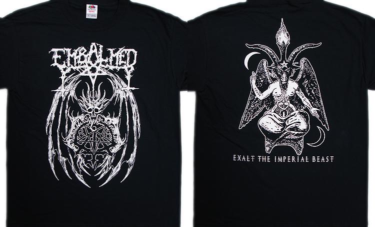 EMBALMED profile - Hells Headbangers