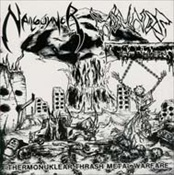 NAILGUNNER / WOUNDS - Thermonuklear Thrash Metal Warfare