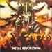 LIVING DEATH - Metal Revolution [War Hymns]