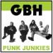 G.B.H. - Punk Junkies