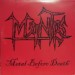MANTAS - Metal Before Death (Test Pressing)