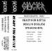 GLACIER - Ready For Battle
