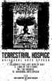 TERRESTRIAL HOSPICE - Universal Hate Speech (Red Shell)