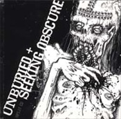 UNBURIED / SEEKING OBSCURE - Split