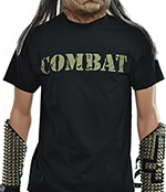 COMBAT RECORDS - Logo
