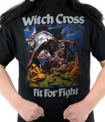 WITCH CROSS - Fit For Fight [T-Shirt]