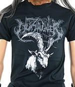 NUNSLAUGHTER - Goat W/ Grey Logo